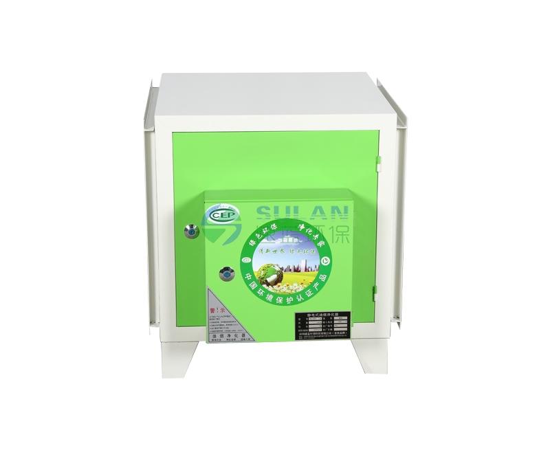 厨房油烟净化器如何选择?